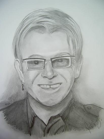Elton John por johnboy
